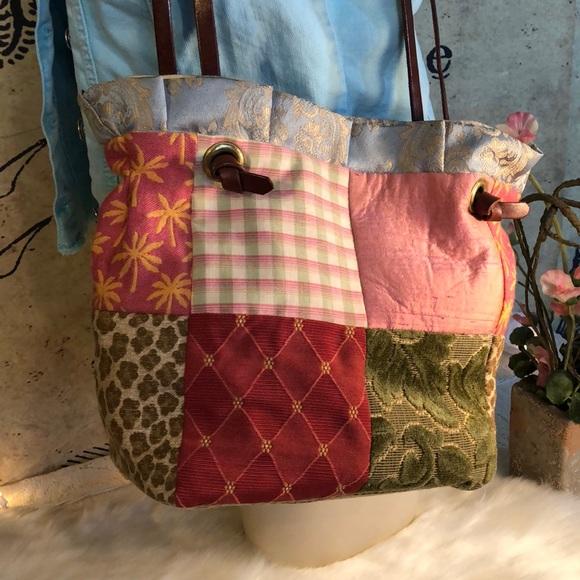Handbags - Harlequin by Maartje handmade purse